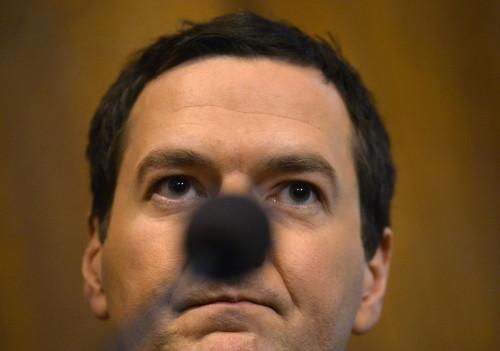 George Osborne has been warned against his EU exit warning by Norway PM Erna Solberg