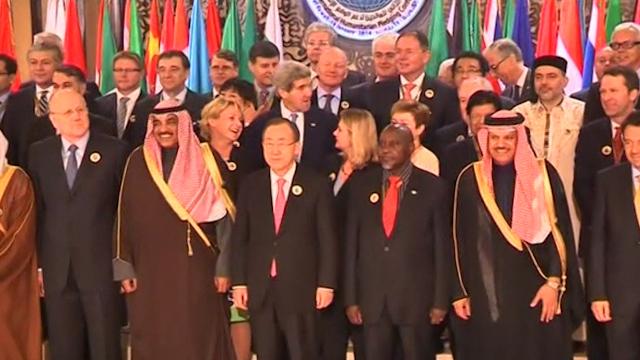 US, Gulf Arab States Pledge $1bn in Fresh Syria Aid