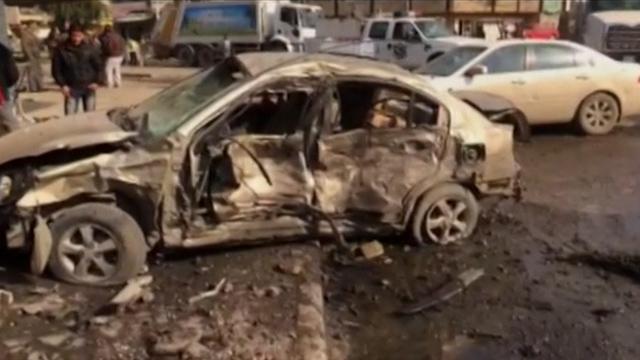 Bomb Attacks Kill More Than 60 in Iraq
