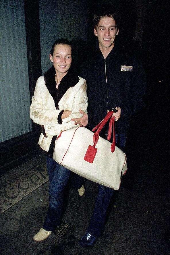 Kate Moss, Jesse Wood