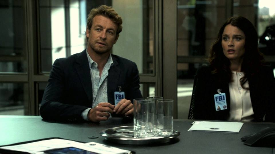 Patrick Jane in The Mentalist Season 6
