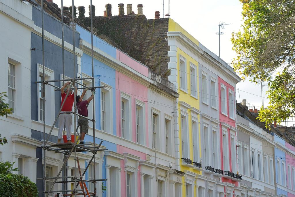 Homes Notting Hill London UK