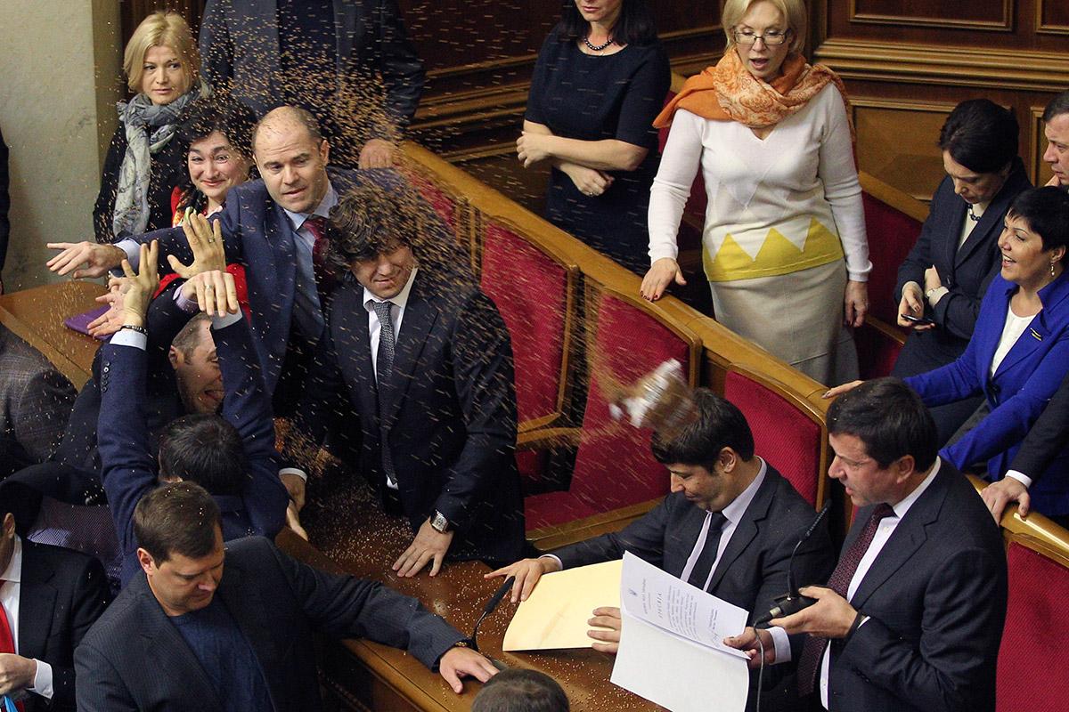 parliament grain