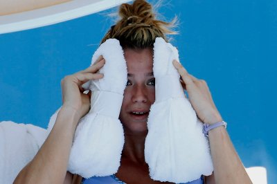 tennis ice face