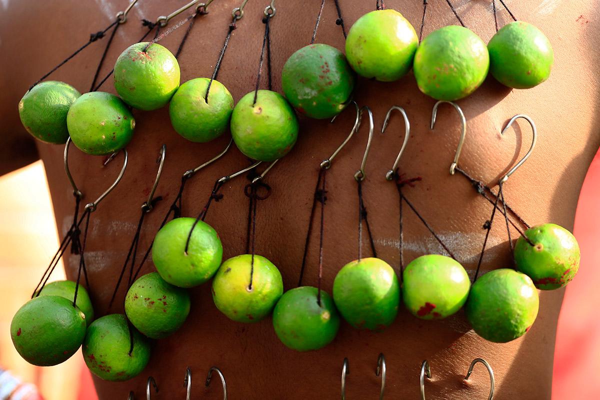hindu piercing festival