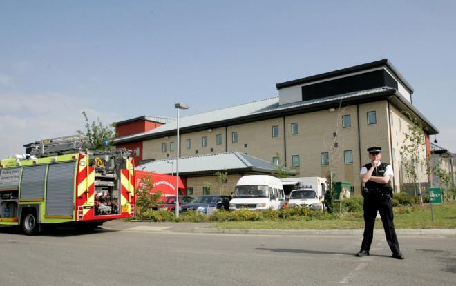 Harmondsworth Detention Centre