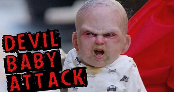 Devil Baby Prank Scares New Yorkers