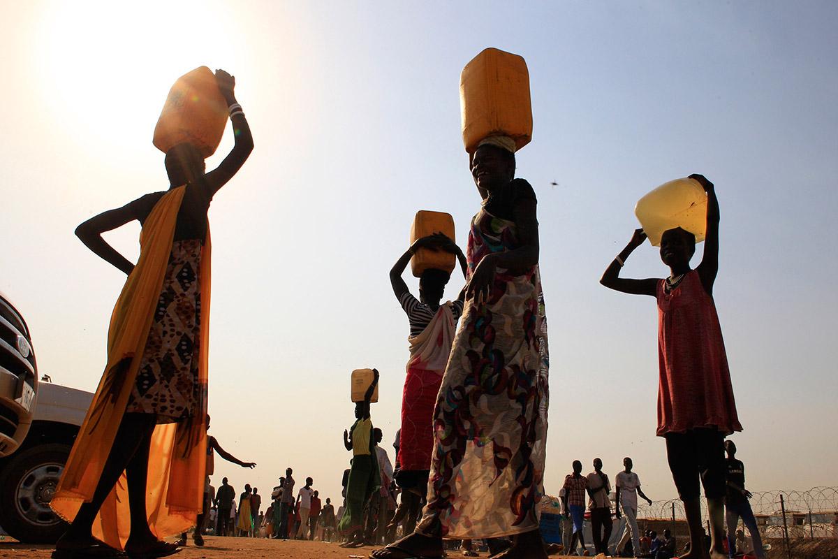 women water bottles