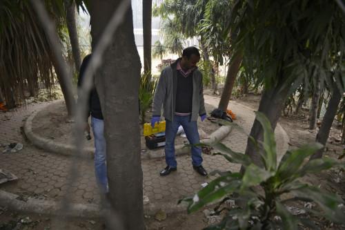 Danish woman gang-raped in New Delhi