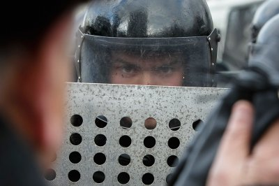 chernobyl riot police