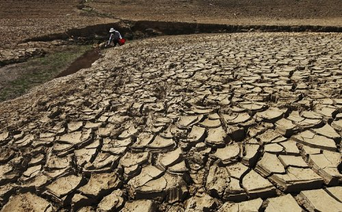 Drought in China