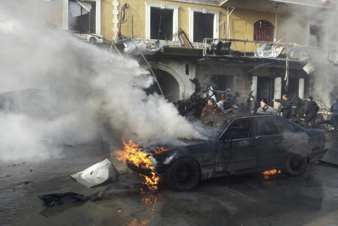 Lebanon car bomb