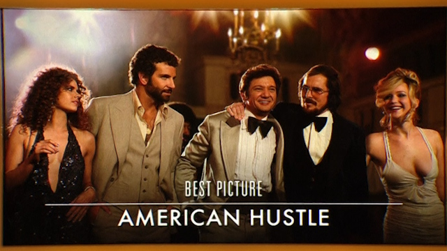 Gravity and American Hustle Lead Oscar Nominations