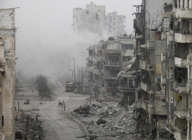 Syria and Geneva II talks