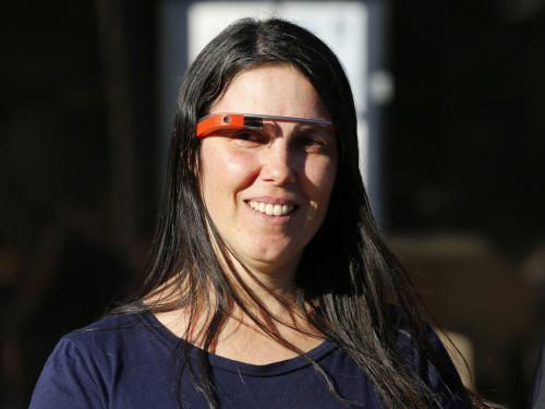 Cecilia Abadie Google Glass driver