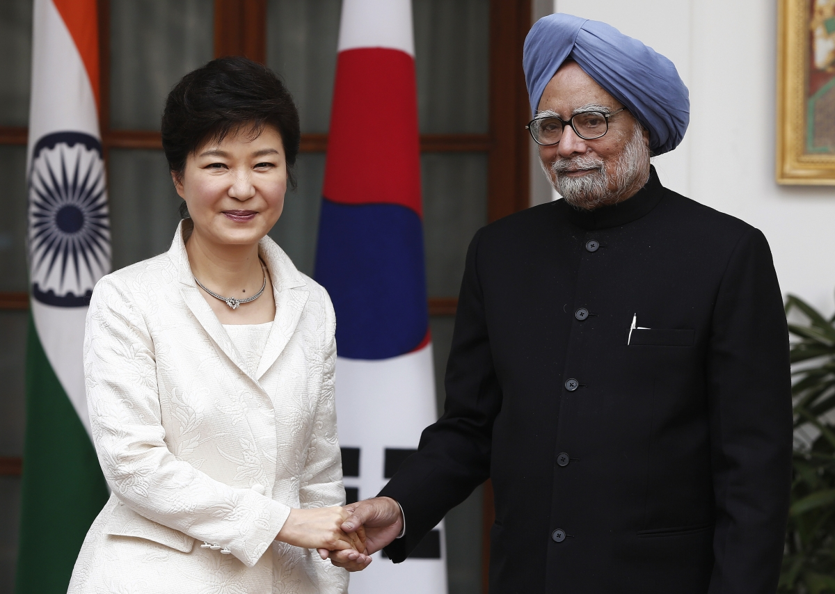 South Korea and India to Share Intel on Pakistan and North Korea