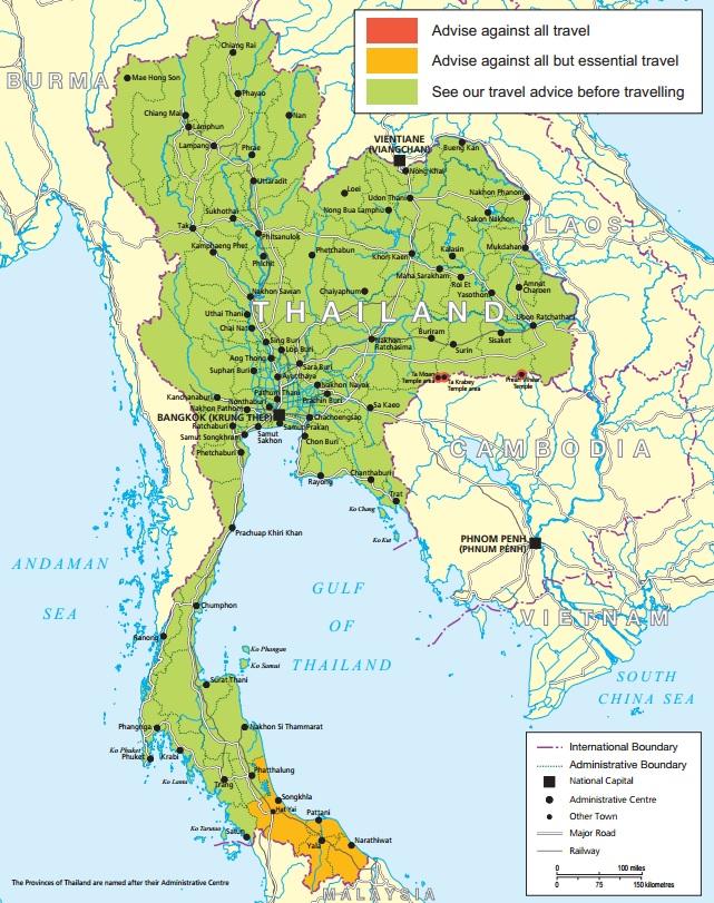 FCO Thailand