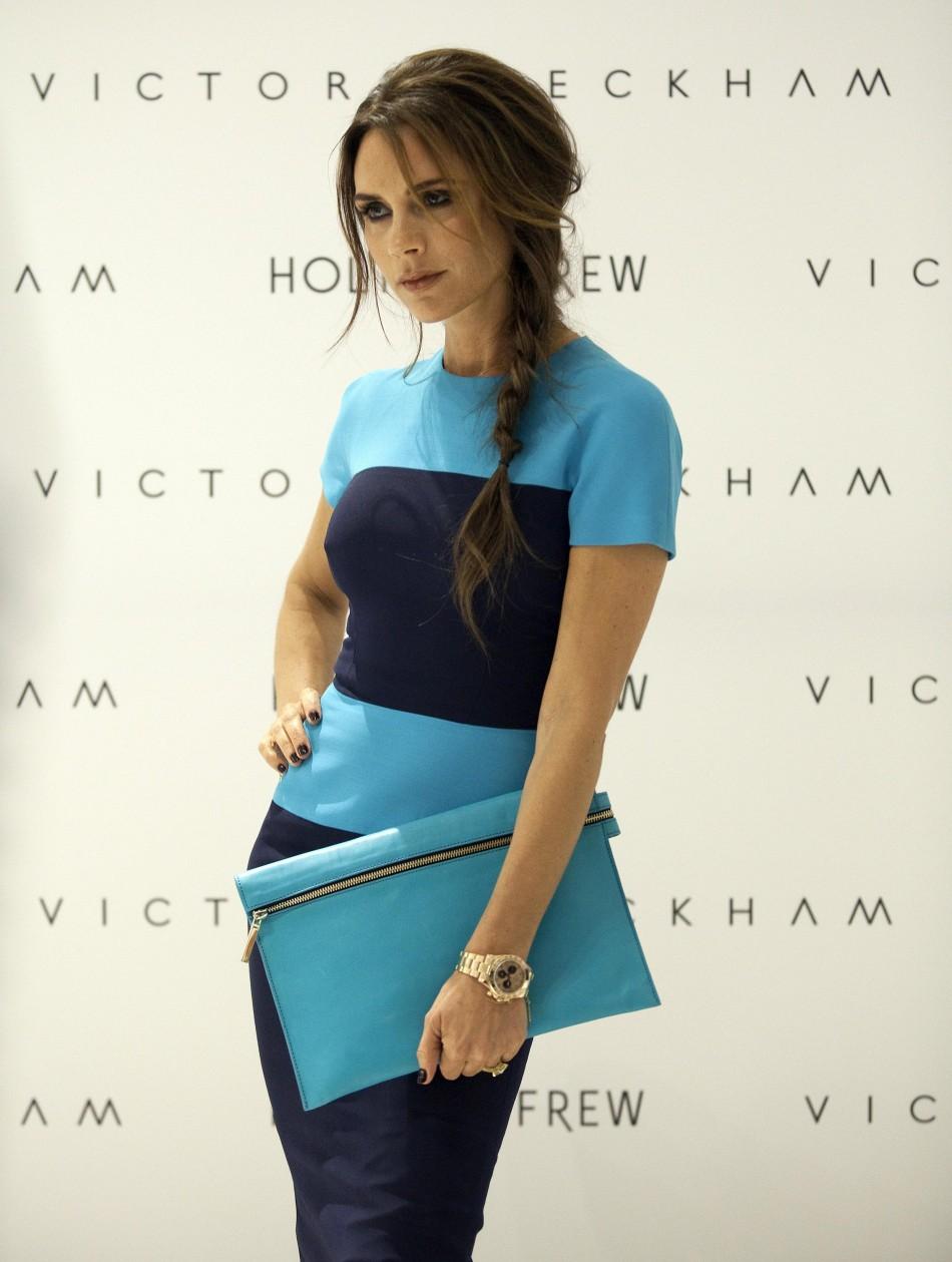 Victoria Beckham Declines Kim Kardashian\'s Request to Design Wedding ...