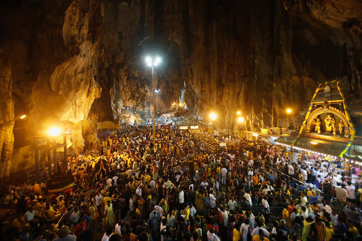 malaysia cave