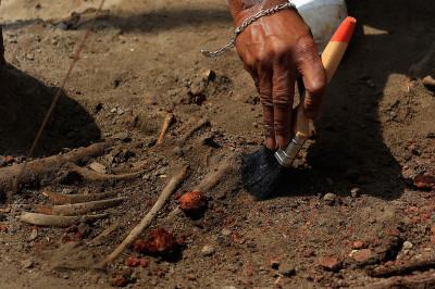 sri lanka archaeologist