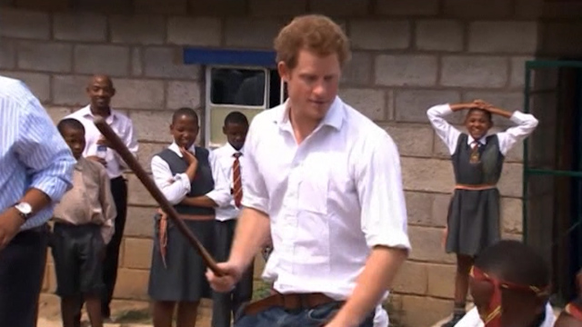Prince Harry Quits As Apache Helicopter Pilot
