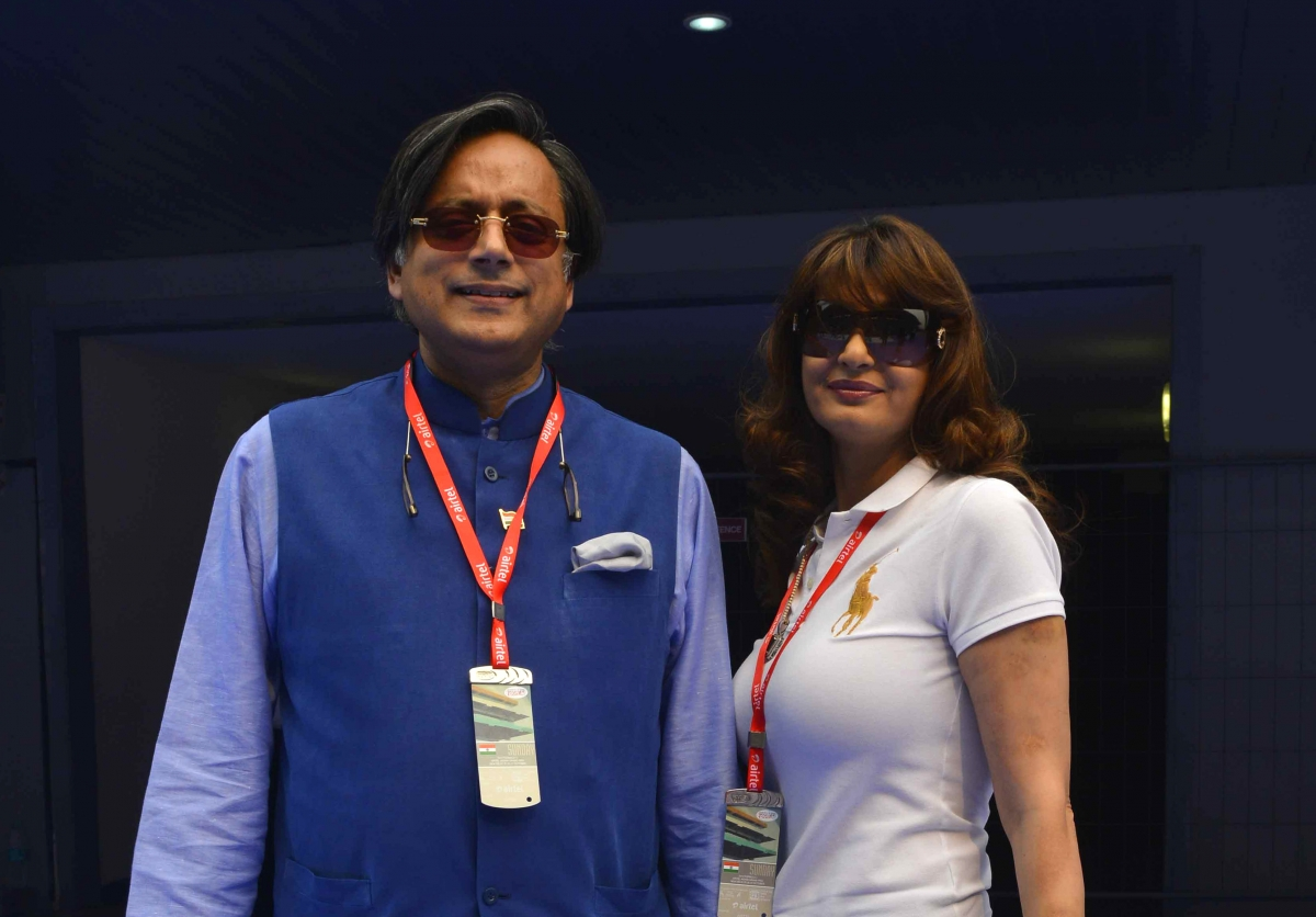 Sunanda Pushkar's death