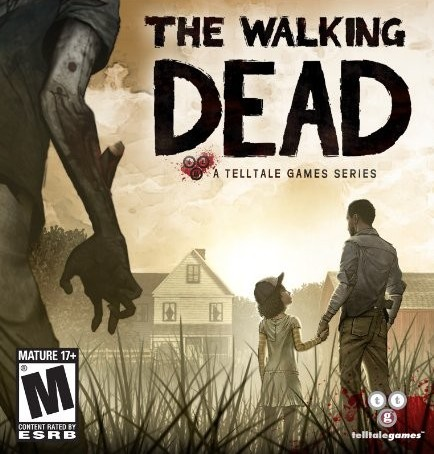 The Walking Dead Video Game Norwegian School Education Used