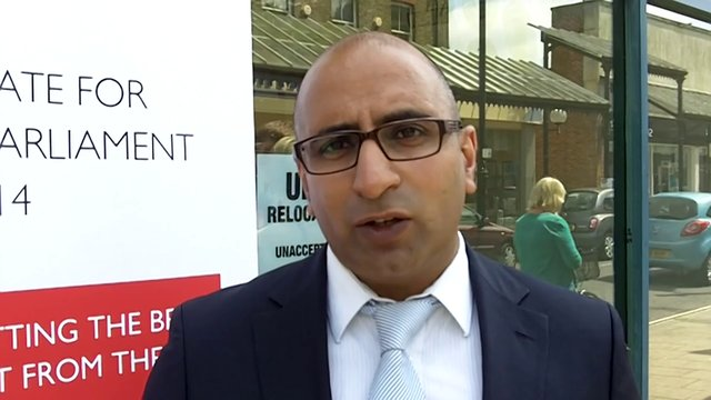 Del Singh, who was killed in the Kabul suicide attack, was a Labour Party candidate for the European Parliament.