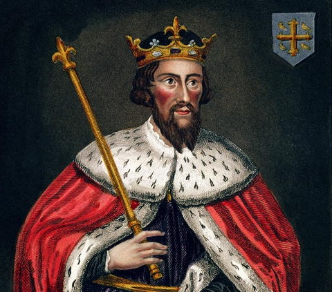 King Alfred the Great became King of Wessex, aged 21