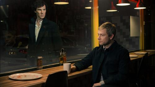 Holmes and Watson
