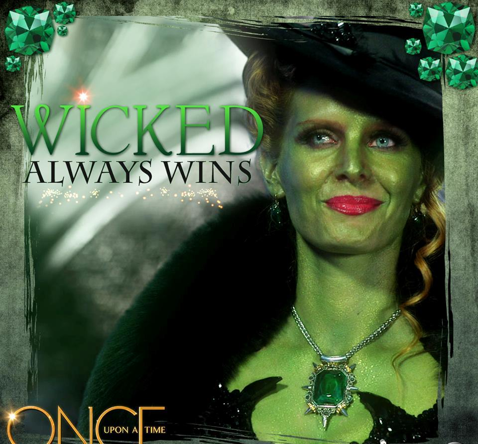 Wicked Witch in Once Upon a Time Season 3