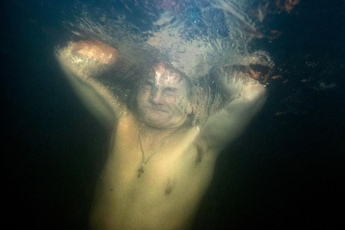 epiphany underwater