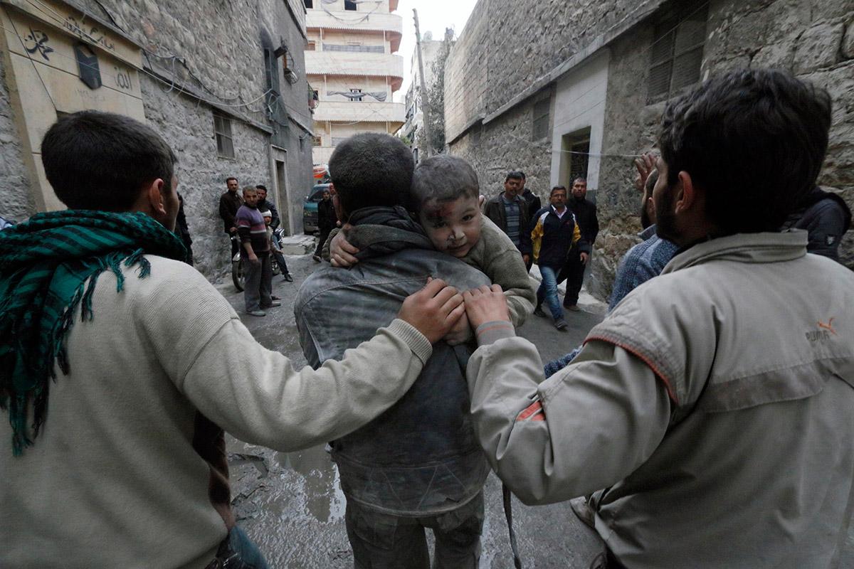 syria child