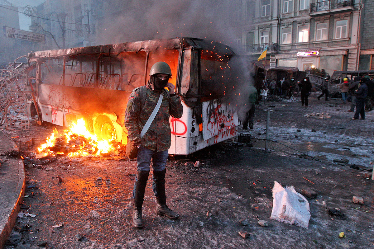 ukraine bus