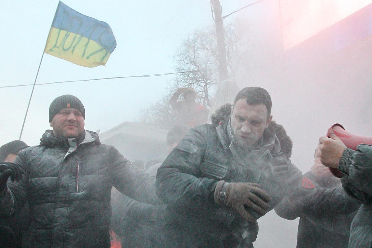 ukraine klitschko