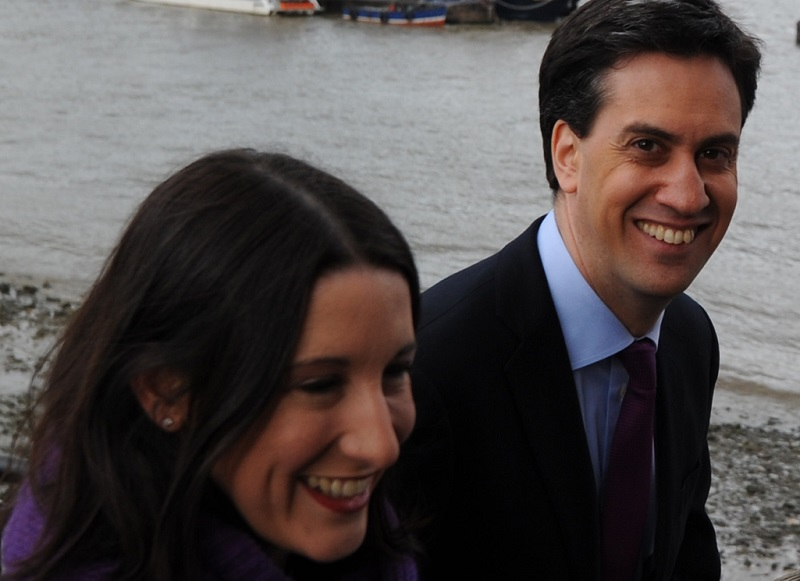 Rachel Reeves and Ed Miliband