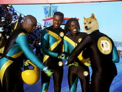 Dogecoin Raising Funds for Jamaican Bobsleigh Team