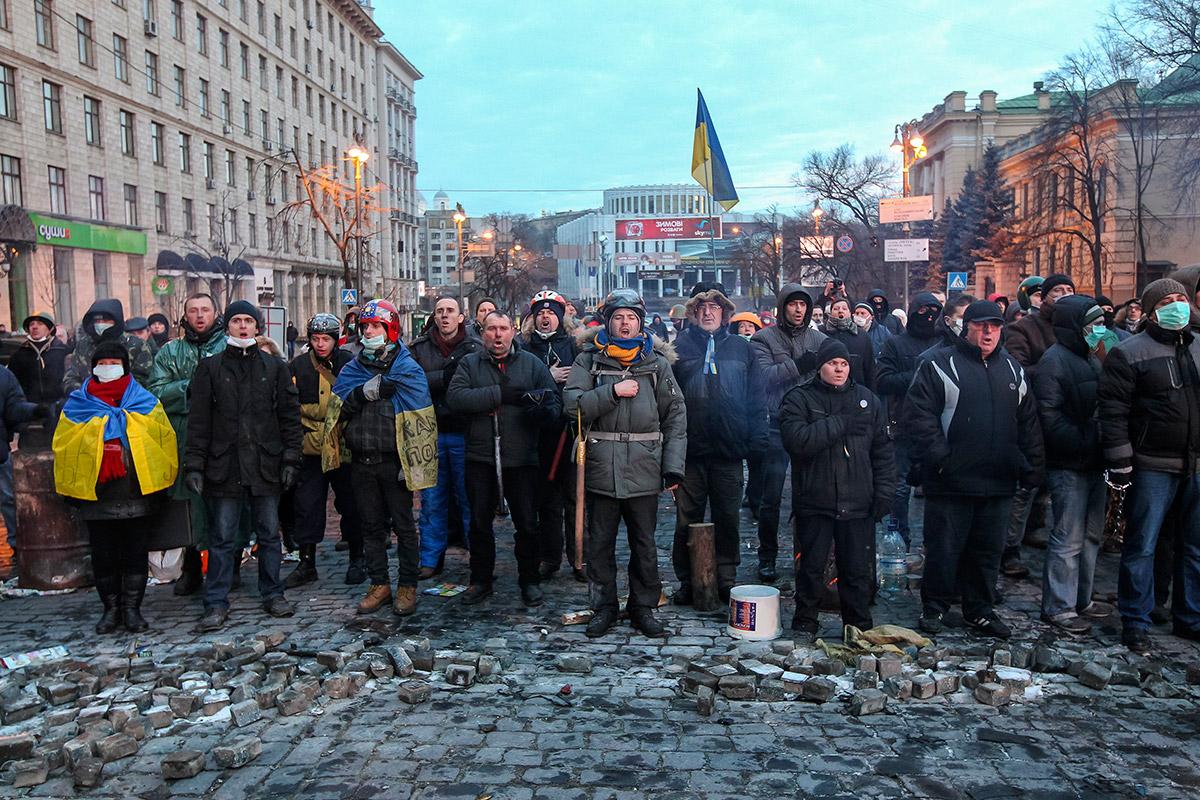 ukraine singing