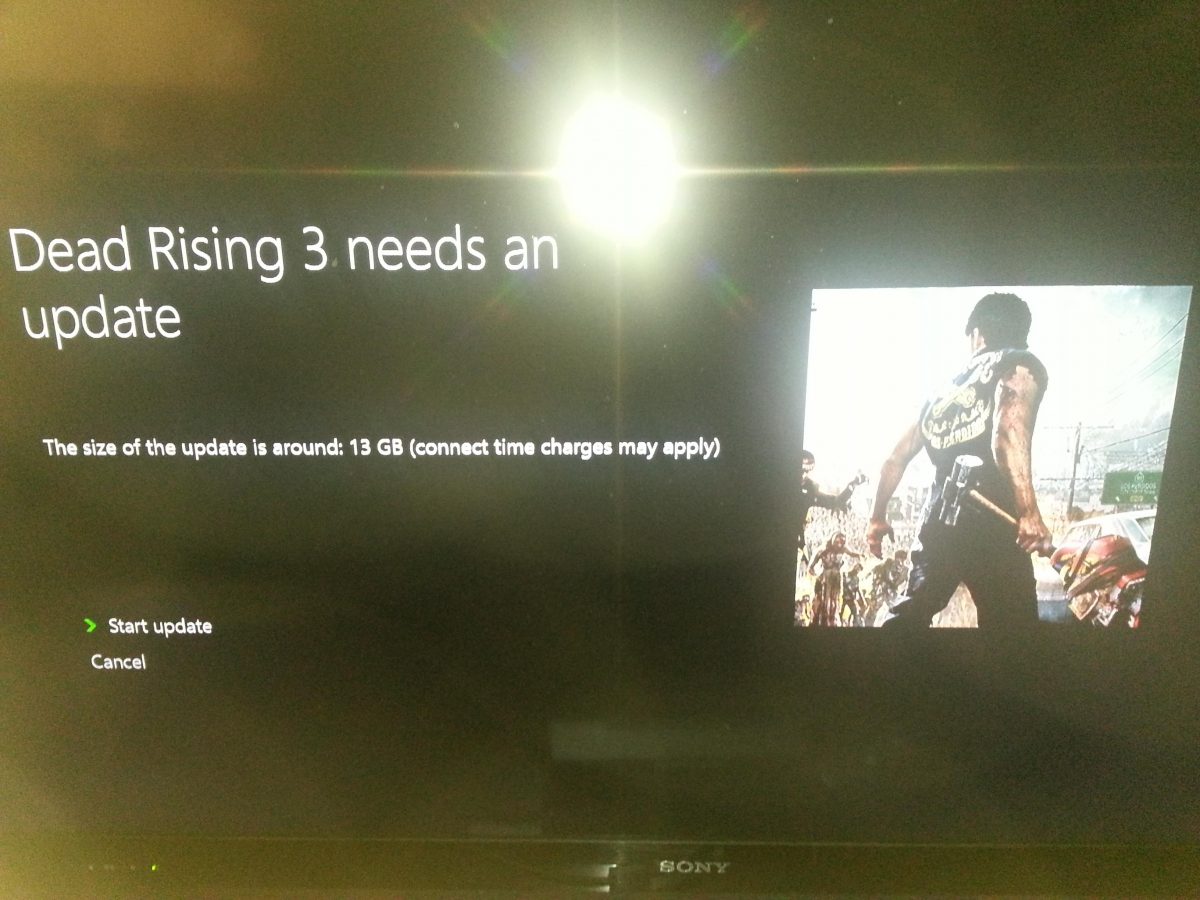 Dead Rising 3 13gb patch update