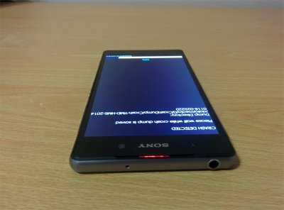 Sony Xperia Z2 Sirius Leaked Image 1