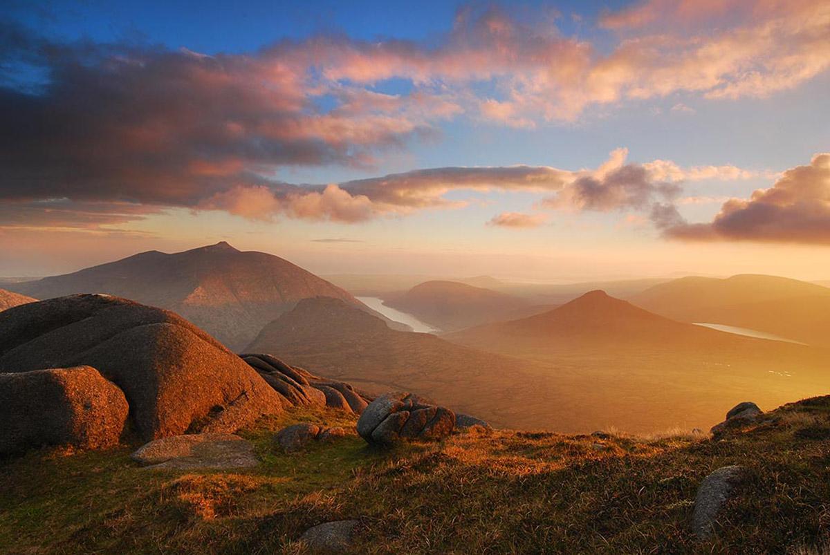 Brian McCready, Days Like This, Slieve Bearnagh County Down
