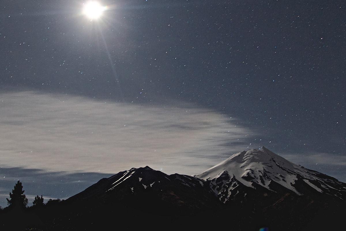Tessa Palmer, Moonlight Mountain, Mount Taranaki, New Zealand
