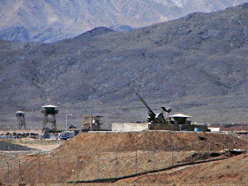 Natanz Nuclear Facility, Iran