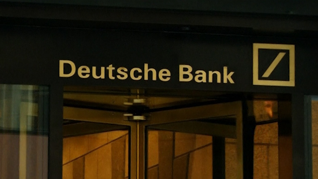 Deutsche Bank Profits Plunge on Scandal Fines