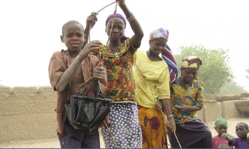 Niger child marriage