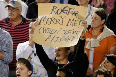 federer marry me