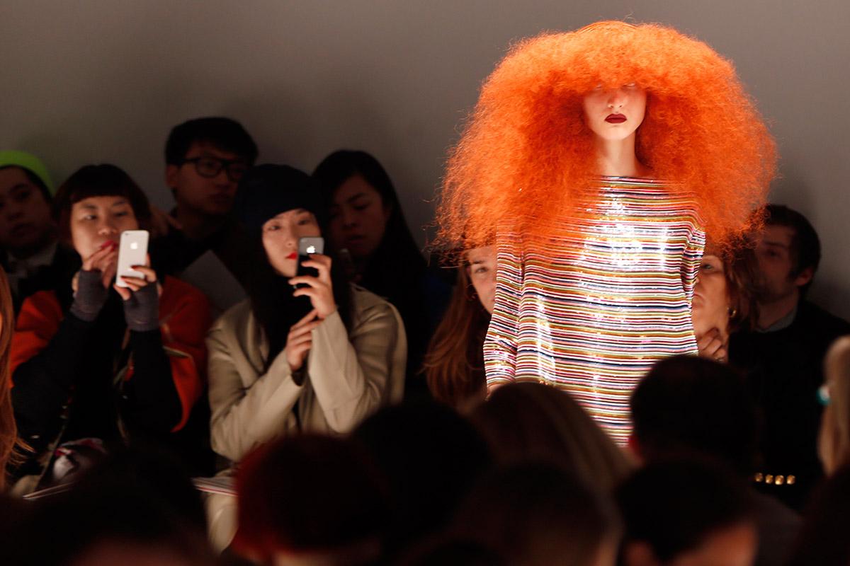 paris fashion wig