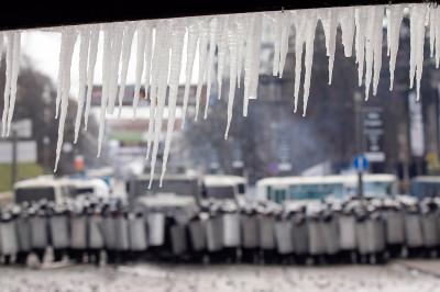 ukraine icicles