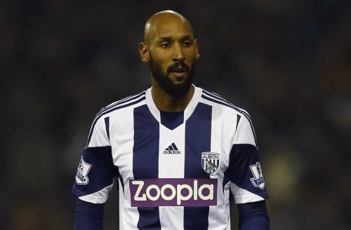 West Bromwich Albion striker Nicolas Anelka charged by FA over 'quenelle' gesture