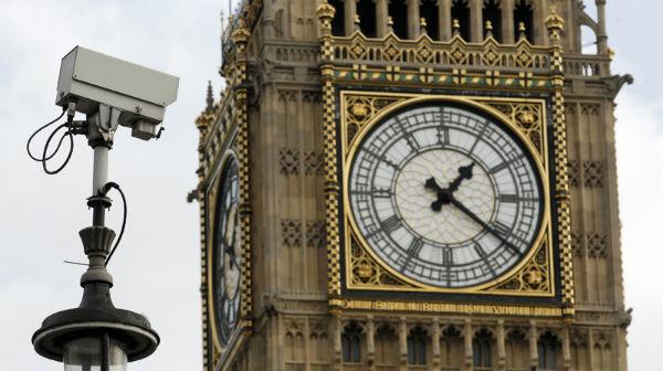 CCTV Camera Identify Criminals by Way they walk